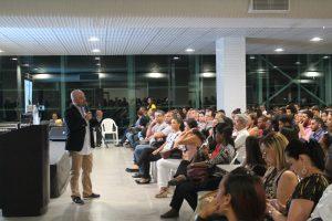 Evento da Faculdade Dom Pedro II lota Terminal de Passageiros em Salvador