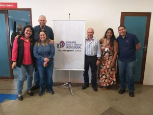 Coordenadores de Engenharia da UNIDOMPEDRO participam de debates em evento do CREA-BA